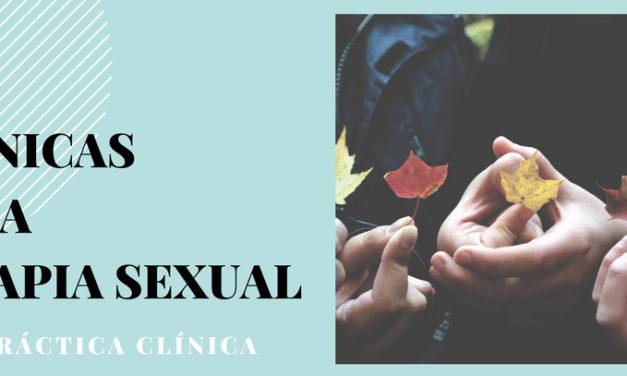 Técnicas de la terapia sexual