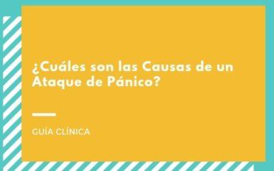 ¿Cuáles son las causas de un ataque de pánico?
