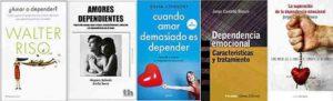 libros para el tratamiento de la dependencia emocional