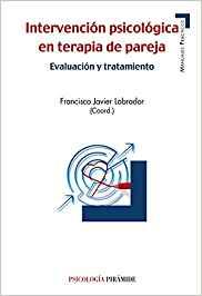 Libro intervención psicológica en la terapia de pareja evaluación y tratamienti