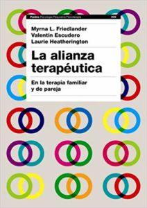 libro la alianza terapeútica en la terapia familiar y de pareja