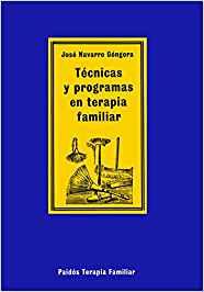 Libros técnica y programa en terapia familiar
