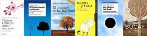 Libros para el tratamiento del duelo patológico
