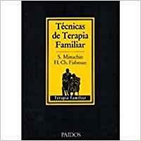 Libro sobre técnicas de la terapia familiar sistémica