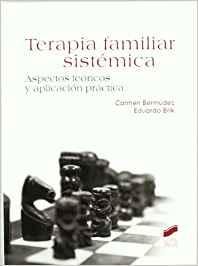Libros sobre terapia familiar sistémica
