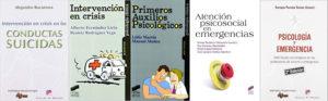libro sobre psicología de emergencias e intervención en crisis