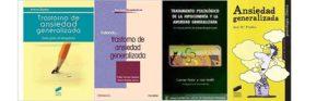 Libros para el tratamiento de la ansiedad generalizada