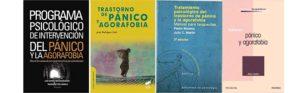 Libros sobre el tratamiento psicológico de los ataques de pánico